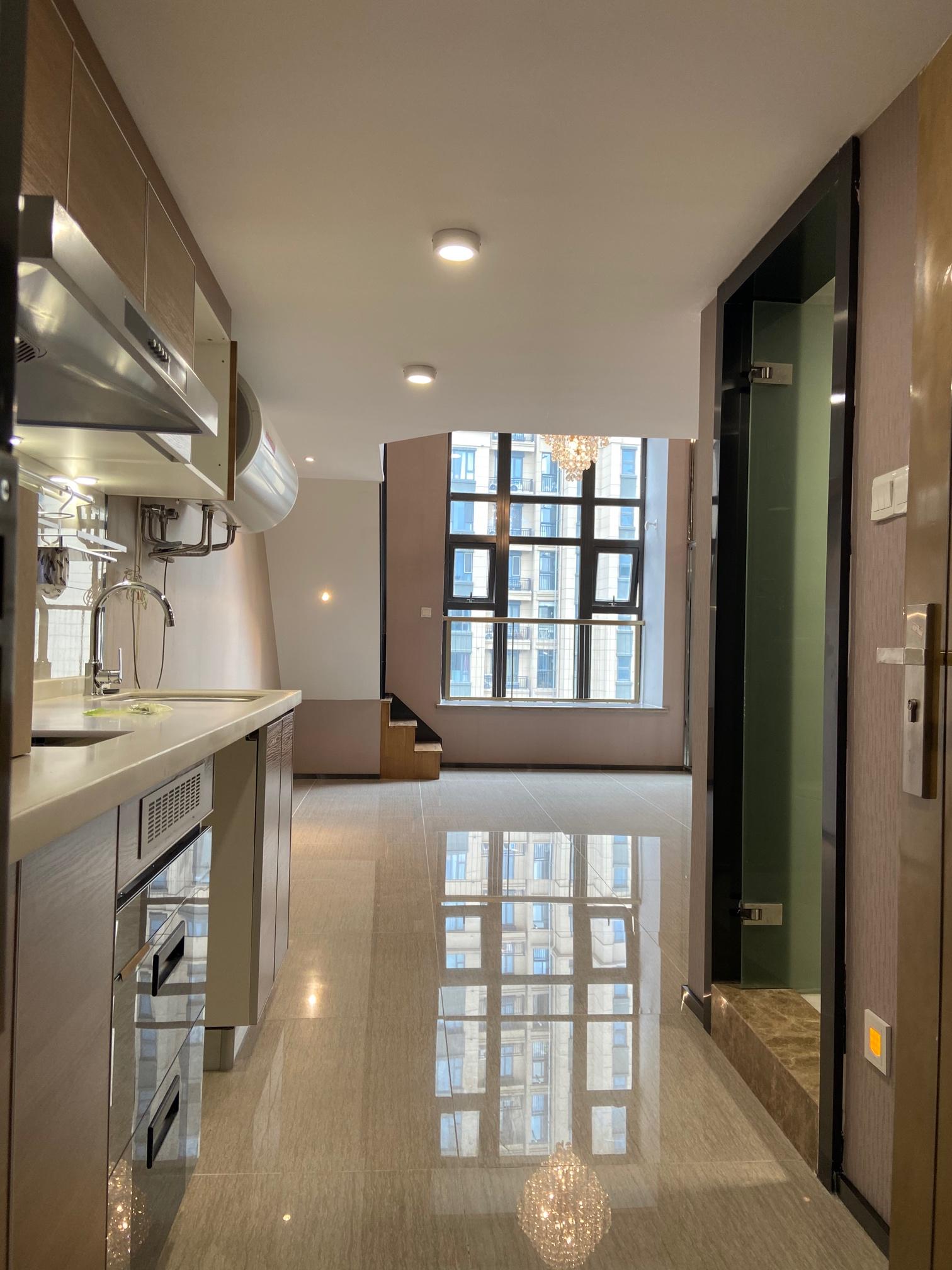 全新朝南4.8米挑高Loft公寓房